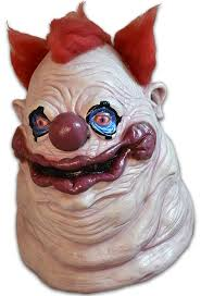 Killer Klowns Outer Space Halloween Costumes Killer Klowns Outer Space Fatso Halloween Mask Trick