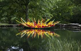 Atlanta Botanical Garden Hours Chihuly S Largest Glass Exhibit At Atlanta Botanical Gardens
