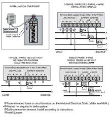 electric sub meter wiring diagram the best wiring diagram 2017