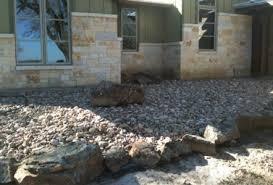 boulders classic rock stone yard