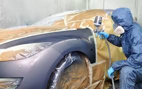 paint match auto paint matching following a car collision b l automotive