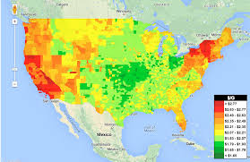 map us gas prices look at how cheap gas is everywhere huffpost