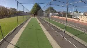 backyard cricket drills and nets youtube