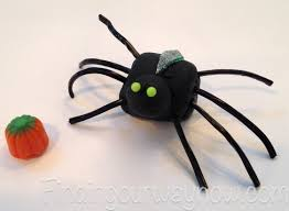 halloween spiders marshmallow halloween spiders recipe finding our way now