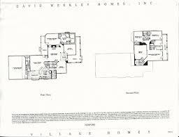 David Weekly Floor Plans 43 Best David Weekly Village Homes In Celebration Fl Images On