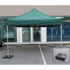 Quik Shade Summit 10x10 Instant Canopy by Quik Shade Commercial C100 10 X 10 Ft Instant Canopy With Wall