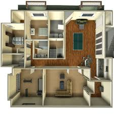 open house plan with 3 car garage appalachia pertaining to