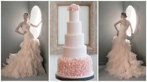 matching wedding dresses st pucchimatching your cake to your wedding dress