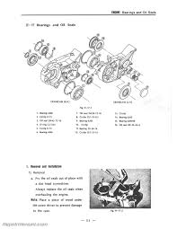 1970 1971 rt1 360cc dt2 rt2 yamaha motorcycle service manual