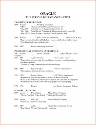 Ats Review Resume Engaging An Acting Dance Resume Template For College 11 Actor Job