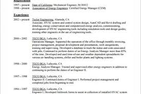 Examples Of Hvac Resumes by Hvac Installer Resume Sample Reentrycorps