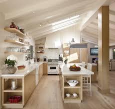 oak kitchen modern rift cut white oak kitchen modern with breakfast bar stainless