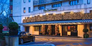 best limos in the world inside the dorchester luxury london hotel dorchester collection