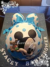 pinterest star baby shower belly cakes boy wars baby shower cake