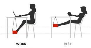 postura corretta scrivania amaca fuut per una postura corretta alla scrivania ufficio eu