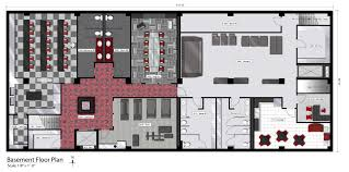 Small Restaurant Floor Plans by Modern Home Design Plans For Terraced House With Ground Floor Plan