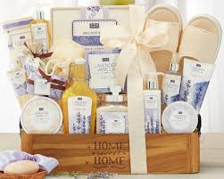 lavender gift basket lavender vanilla spa experience gift basket at wine country gift