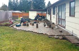 Patio Paver Installation Instructions by Permeable Pavers Installation Guide Pro Tips Advice Beauteous