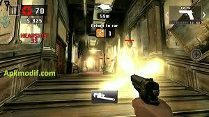 game dead trigger apk data mod dead trigger 2 zombie shooter mod apk data obb tested works apkmodif