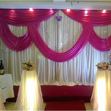 wedding event backdrop draping decorations wedding