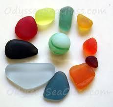Beach Of Glass Rare Sea Glass