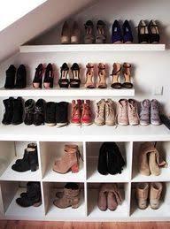 chic organization idea shoes on shelves cheap shelves shelves