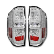 2000 toyota tundra tail light recon 264288cl toyota tundra 14 17 led taillights clear lens gorecon