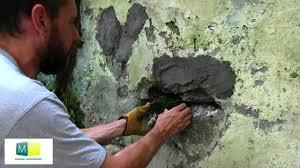 bloc de pierre pour mur maçonnerie mur pierre réparation youtube