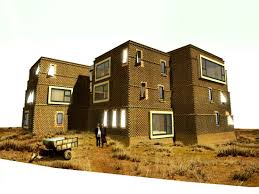 revolutionary housing concepts from ordos 100