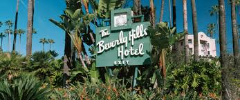 the iconic beverly hills hotel rooomy