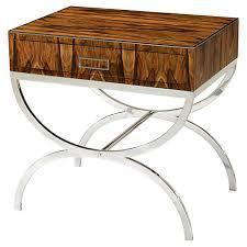 Silver Nightstands Nightstands Bedroom Furniture One Kings Lane