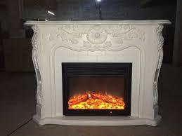 free standing electric fireplace binhminh decoration
