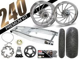honda cbr 929 cbr 929 954 chrome 240 kits trac dynamics