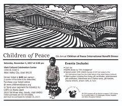 children of peace international