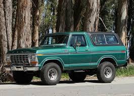 79 Ford Bronco Interior Super Sharp U0026 All Original 1979 Ford Bronco Ranger Xlt Bring A