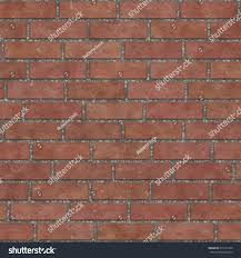 brown old brick wall texture seamless stock illustration 415161943
