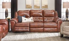 Peyton Leather Sofa Rutherford Power Reclining Leather Sofa Haynes Furniture
