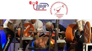open women 47 to 63 kg world equipped bench press championships