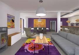 am agement cuisine studio couleur cuisine salon air ouverte 10 d233coration cuisine sombre