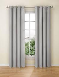Curtains 145 Cm Drop Curtains Ready Made Net Eyelet U0026 Bedroom Curtains M U0026s
