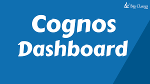 Cognos Sample Resume Cognos Dashboard Bigclasses