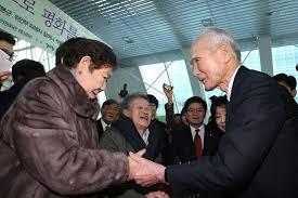 Japanese Comfort Women Stories Japan S Ex Pm Tomiichi Murayama Meets With