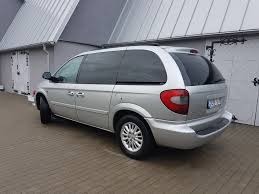 chrysler car white 06voyagerautnuoma