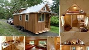 tiny house on wheels inside interior design