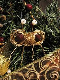 flying spaghetti ornament we are blessed by his noodly