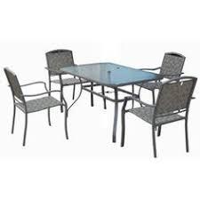 Glass Patio Table And Chairs Beautiful Glass Table Patio Set Ewggu Formabuona