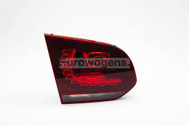Depo Auto Lamp Indonesia by Vw Golf Mk6 Gti Gtd R20 Dark Red R Line Led Tail Rear Lights Lamps