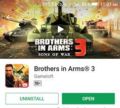 brothers in arms apk data brothers in arms 3 mod apk data problem solved high compressed
