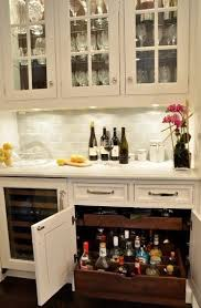 creative liquor cabinet ideas 12 ways to store display your home bar liquor drawers and store