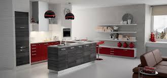 cuisine bois gris moderne cuisine et grise ikea photos de design d intérieur et